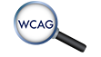 Quinte Health Care WCAG Accessibility Logo