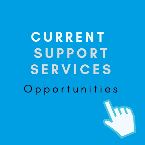 current support services opportunities