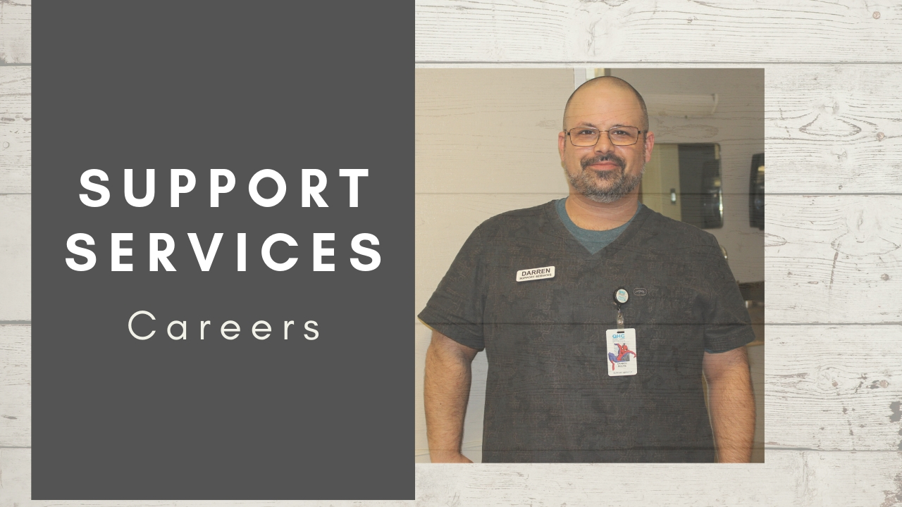 support services careers