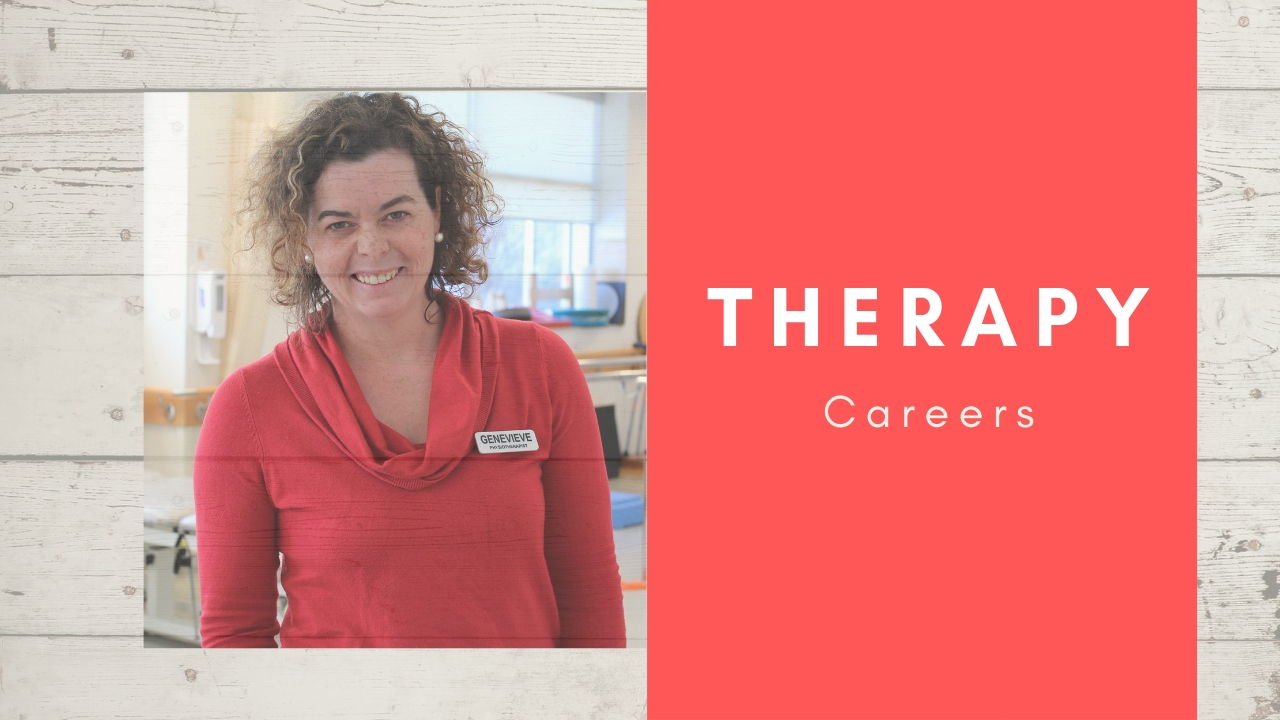 therapy careers