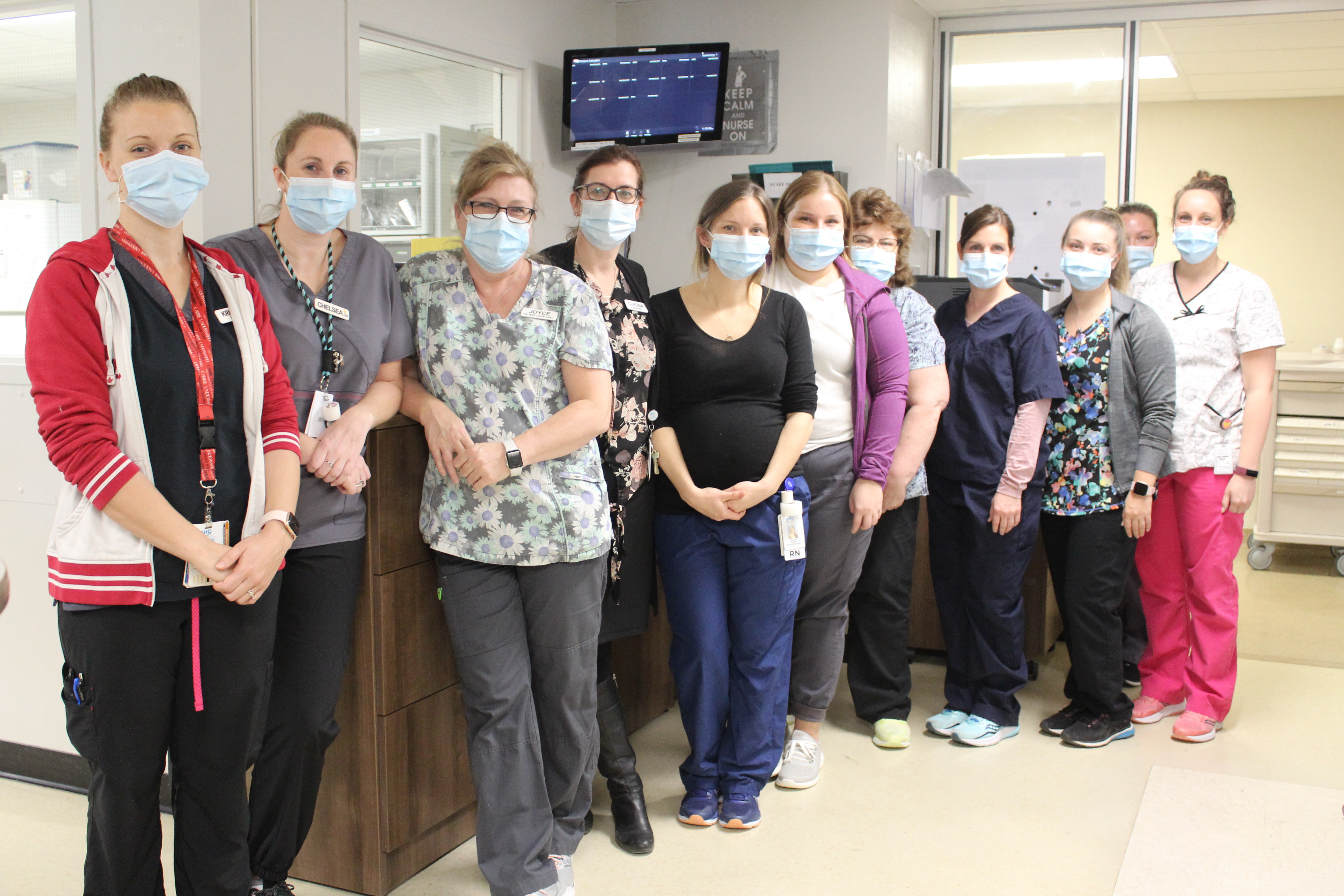 Smiling nurses of Quinte 4