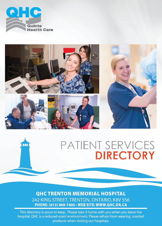 TMH Patient Services Directory