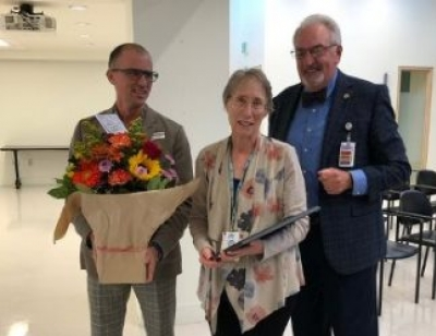 The recognition and retirement of a QHC gem
