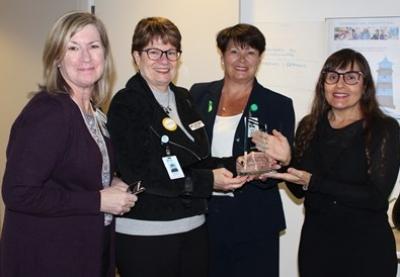 QHC recognized for organ donation work