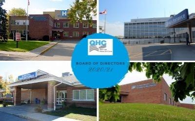 QHC Board of Directors 2020/21