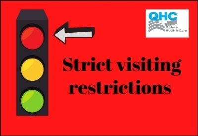 QHC further restricting visiting