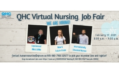 Virtual Nursing Job Fair - Feb 17