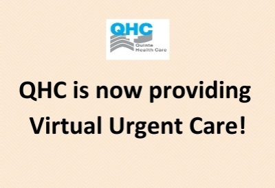 New Virtual Urgent Care Pilot
