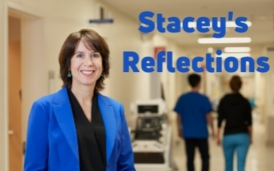 Stacey Daub's Reflections